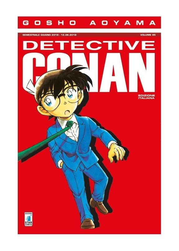 DETECTIVE CONAN N.95