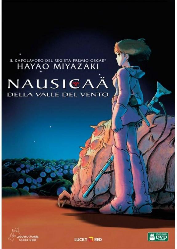 NAUSICAA DELLA VALLE DEL VENTO DVD