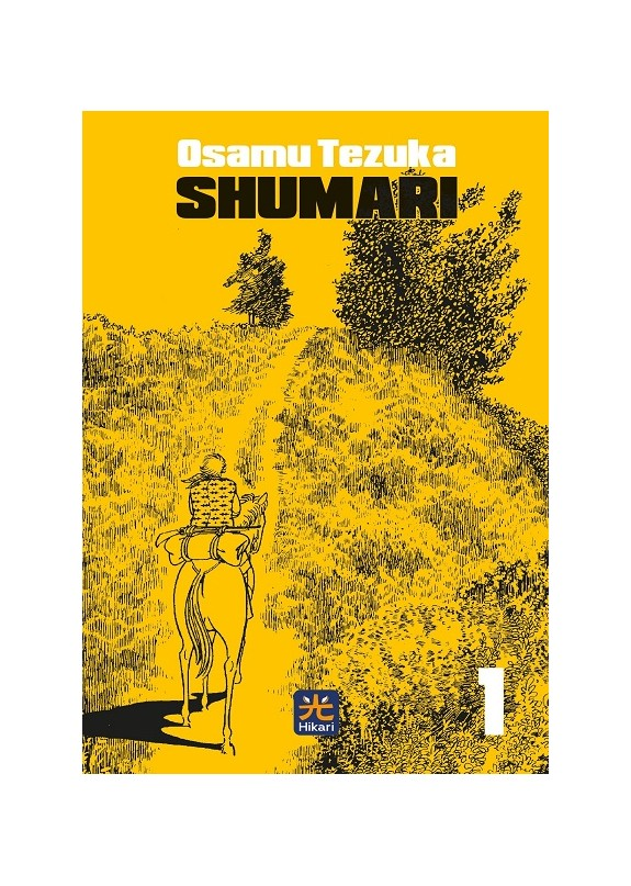 SAMURAI N. 1 ( di 4 ) OSAMU TEZUKA