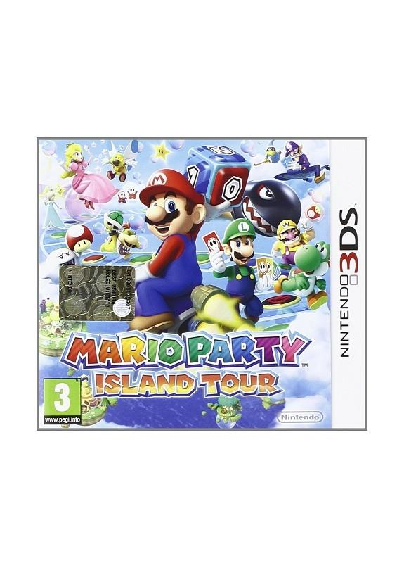 MARIO PARTY ISLAND TOUR  NINTENDO 3DS   usato