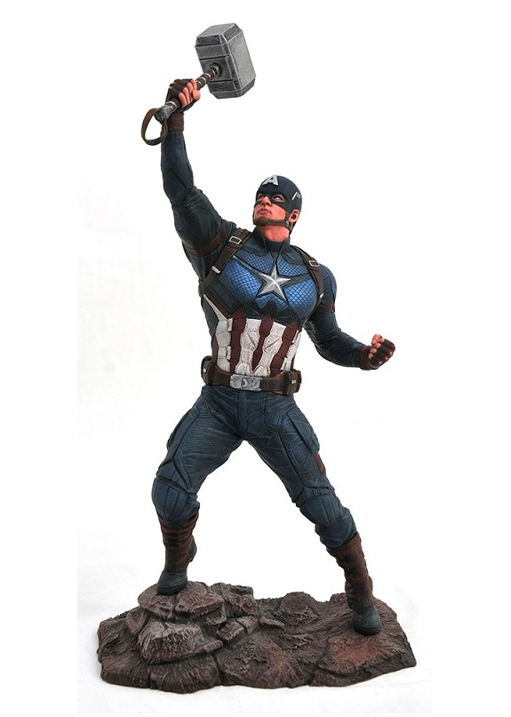 MARVEL GALLERY AVENGERS ENDGAME CAPTAIN AMERICA