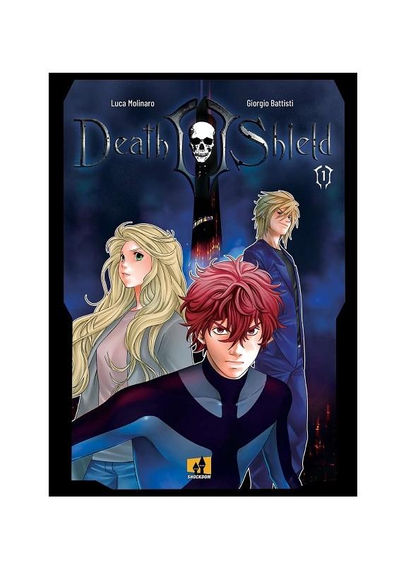 DEATH SHIELD N.1 NUOVA EDIZIONE
