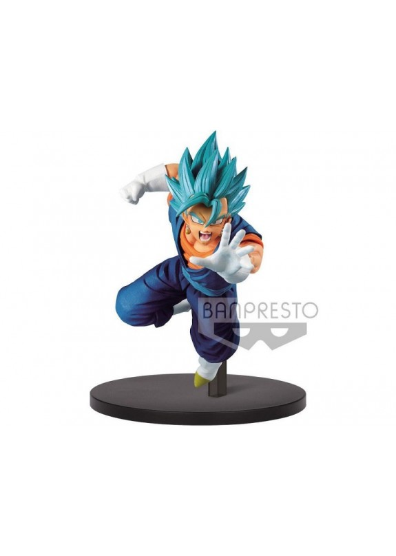 DRAGON BALL GOD SUPER SAIYAN VEGITO