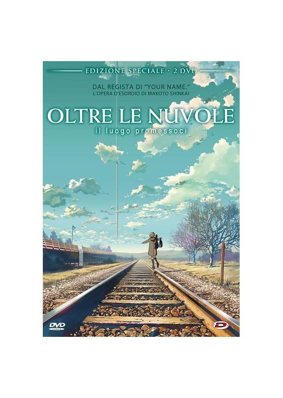 OLTRE LE NUVOLE - IL LUOGO PROMESSOCI - FIRT PRESS  DVD