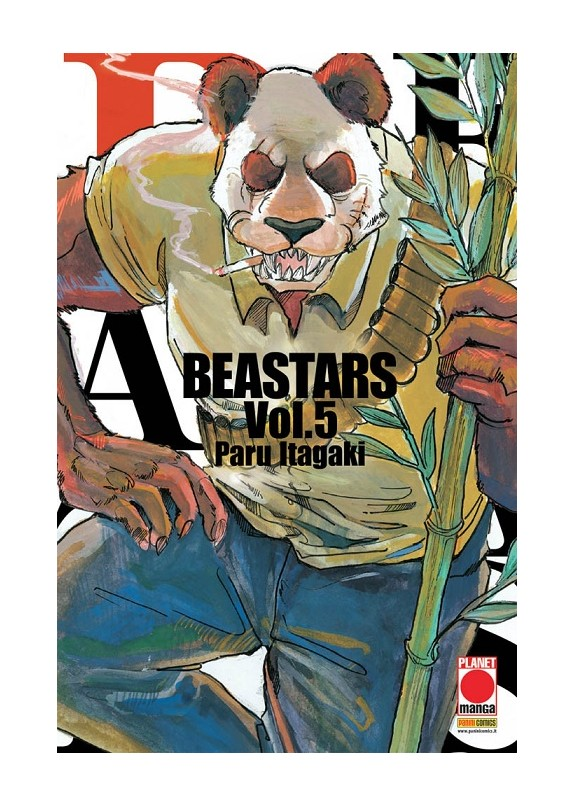 BEASTARS N.5