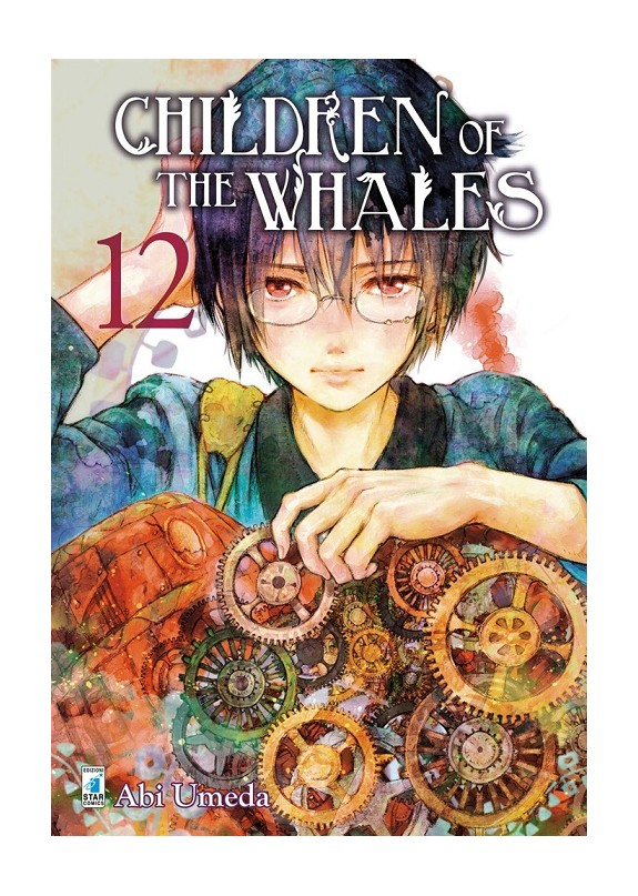 CHILDREN OF THE WHALES N.12