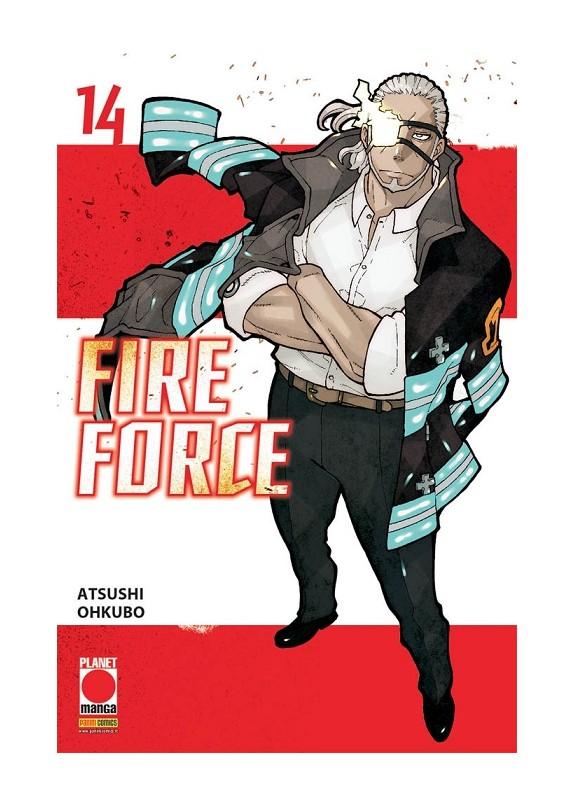 FIRE FORCE  N.14