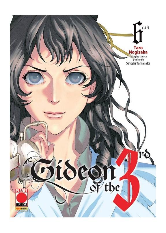 GIDEON OF THE 3RD N.6 (DI 8)