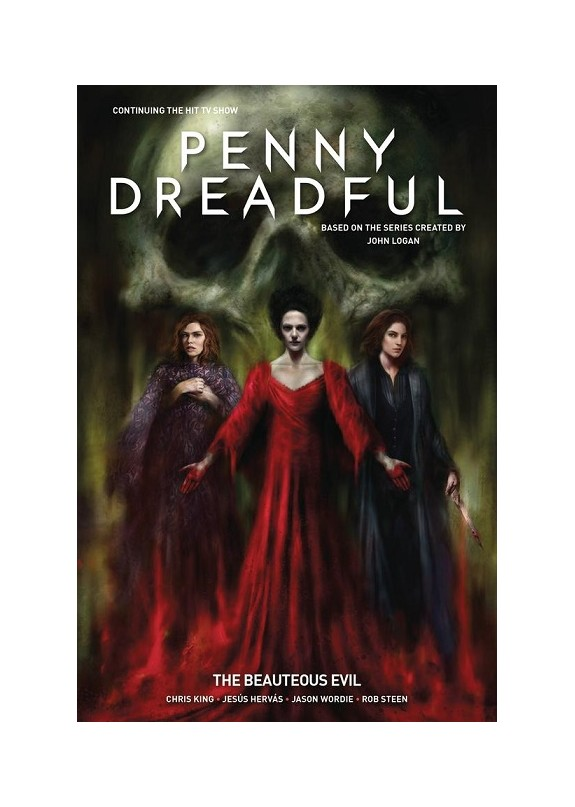 PENNY DREADFUL N.2  L'INCANTEVOLE MALE