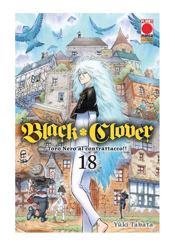 BLACK CLOVER N.18