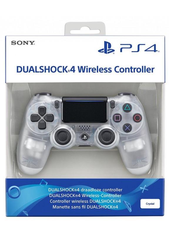 CONTROLLER DUALSHOCK 4 CRYSTAL V2  PS4