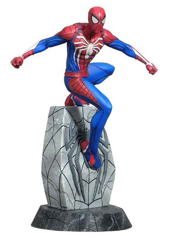 MARVEL GALLERY SPIDER-MAN PS4 FIGURE