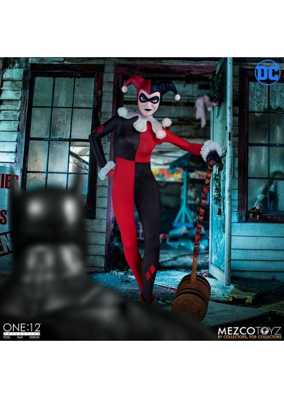 ONE 12 COLL HARLEY QUINN DELUXE EDITION