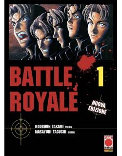 BATTLE ROYALE NUOVA EDIZIONE N.1 (DI 15)