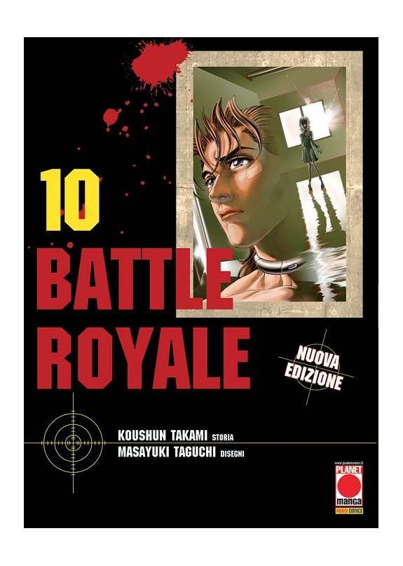 BATTLE ROYALE NUOVA EDIZIONE N.10 (DI 15)