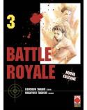 BATTLE ROYALE NUOVA EDIZIONE N.3 (DI 15)