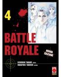 BATTLE ROYALE NUOVA EDIZIONE N.4 (DI 15)