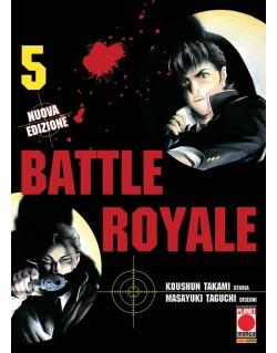 BATTLE ROYALE NUOVA EDIZIONE N.5 (DI 15)