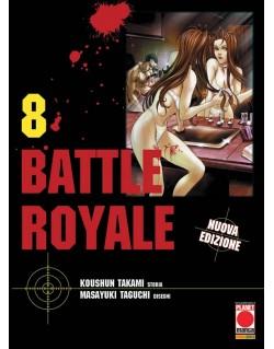 BATTLE ROYALE NUOVA EDIZIONE N.8 (DI 15)