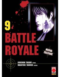 BATTLE ROYALE NUOVA EDIZIONE N.9 (DI 15)