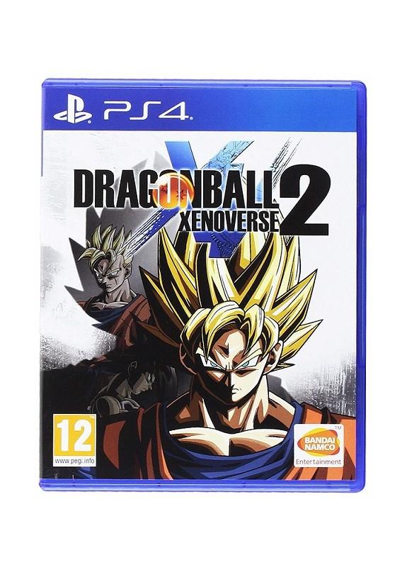 DRAGONBALL XENOVERSE 2  PS4  usato