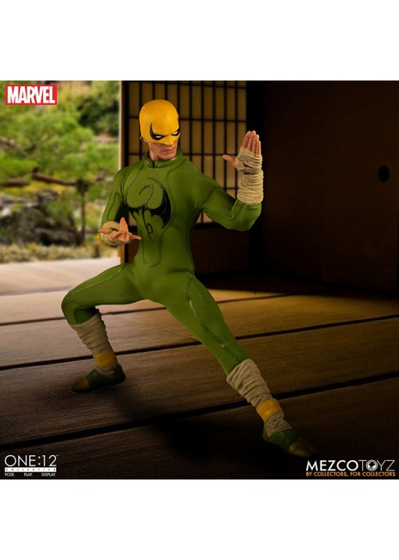 ONE 12 COLL IRON FIST AF