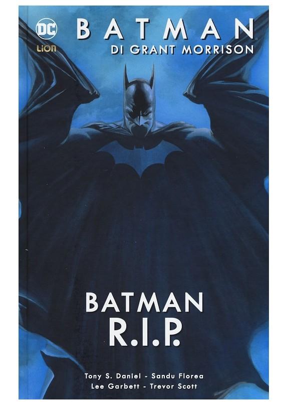 BATMAN DI GRANT MORRISON N.3 - BATMAN R.I.P.