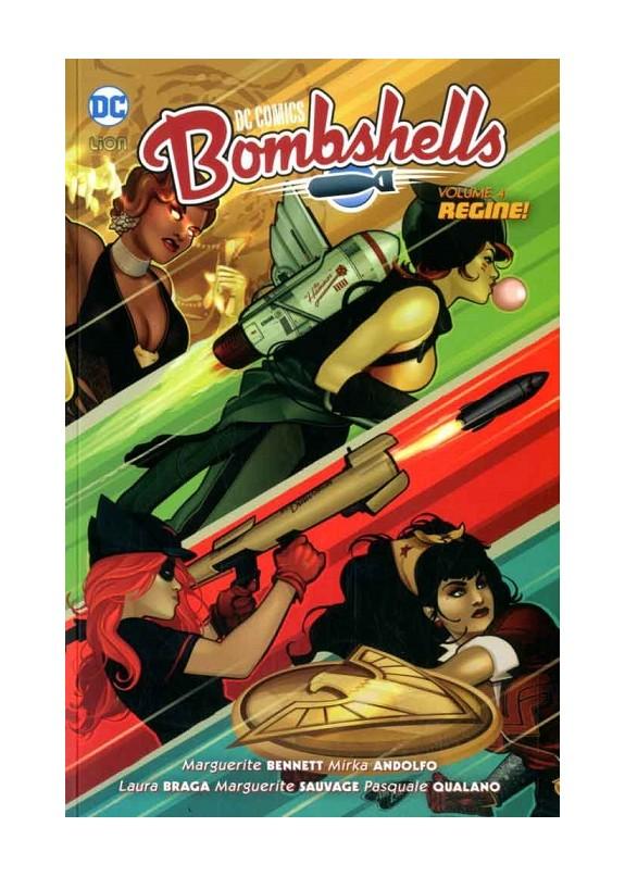 BOMBSHELLS N.4 REGINE!