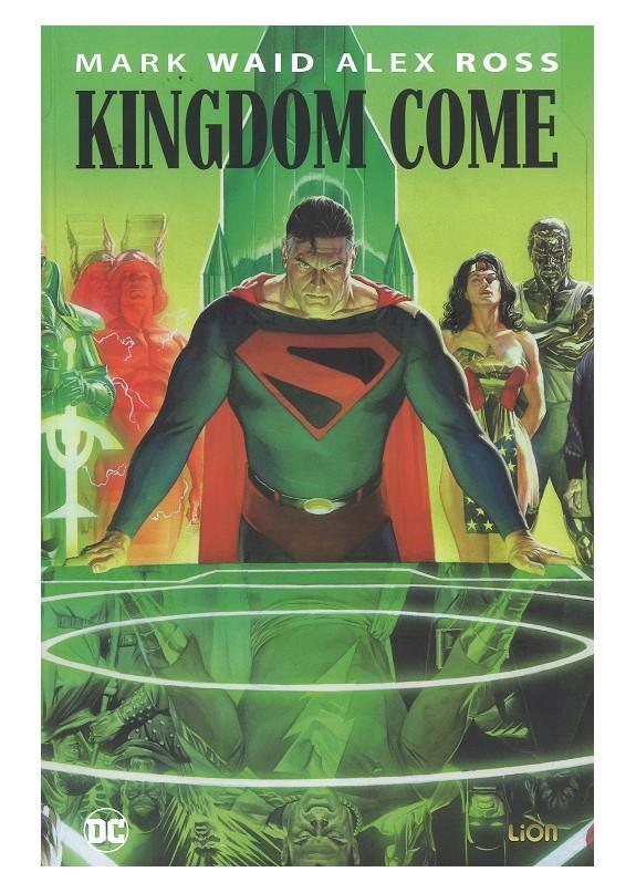 DC ABSOLUTE - KINGDOME COME (VOLUME UNICO)