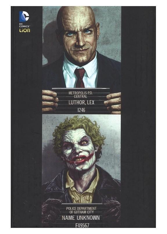 DC ABSOLUTE - LUTHOR/JOKER (VOLUME UNICO)