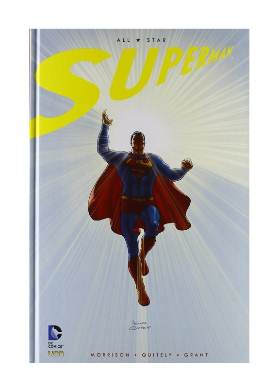 DC ABSOLUTE ALL STAR SUPERMAN (VOLUME UNICO)