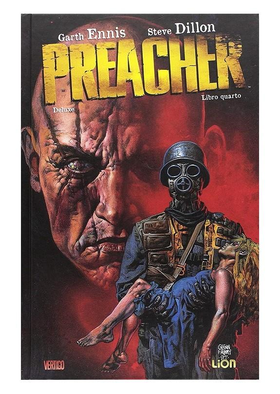 PREACHER DELUXE N.4
