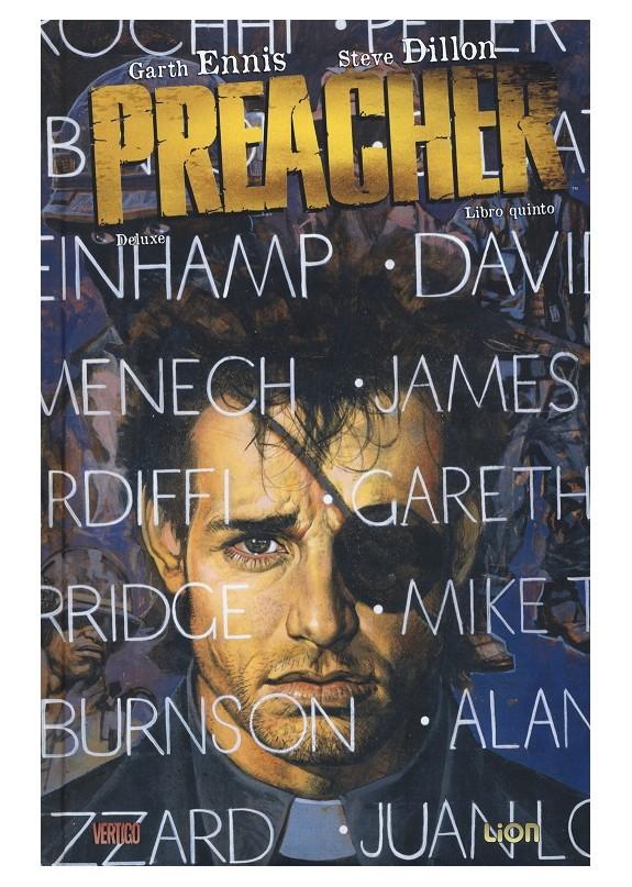 PREACHER DELUXE N.5