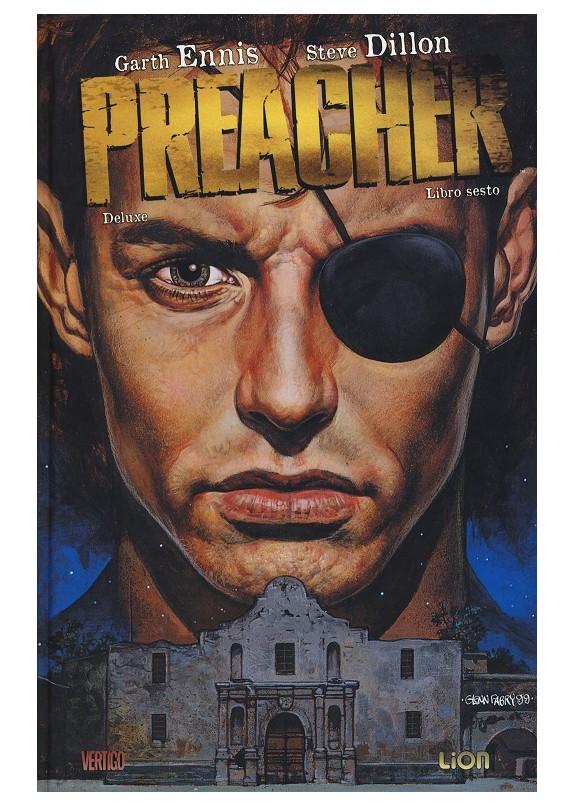 PREACHER DELUXE N.6
