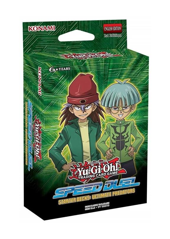 YU-GI-OH! SPEED DUEL STARTER DECK (1pz)