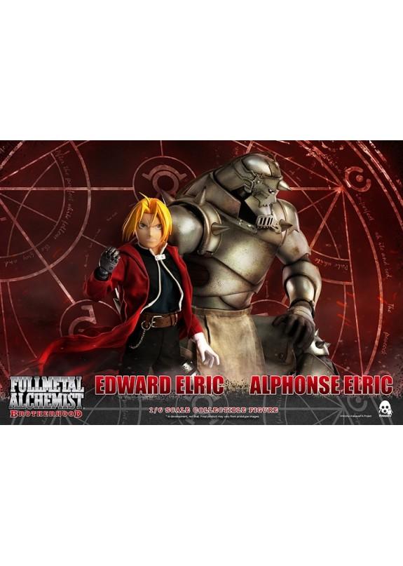 FULL METAL ALCHEMIST BROTHERHOOD ALPHONSE & EDWARD 2PK