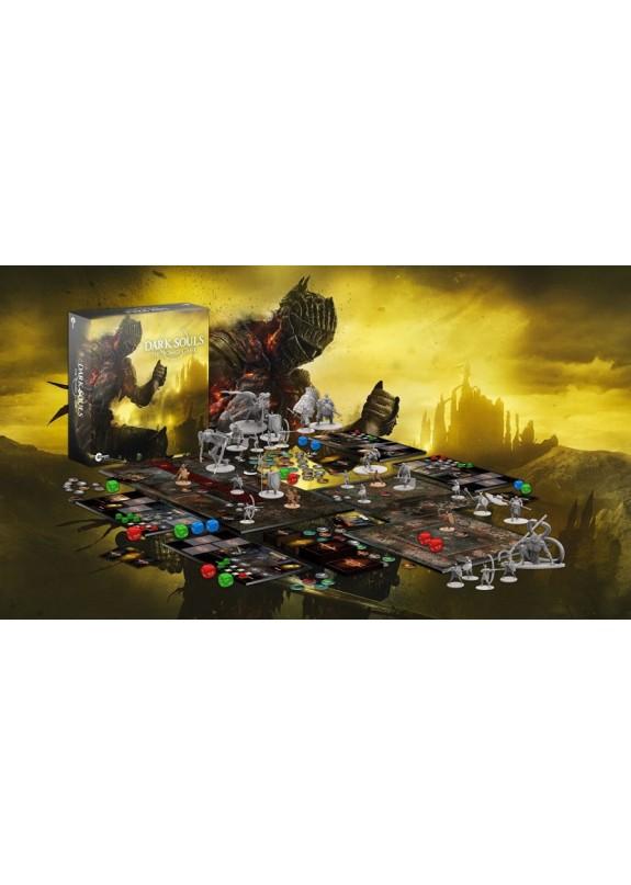 Dark Souls The Board Game Ita 2 Edizione