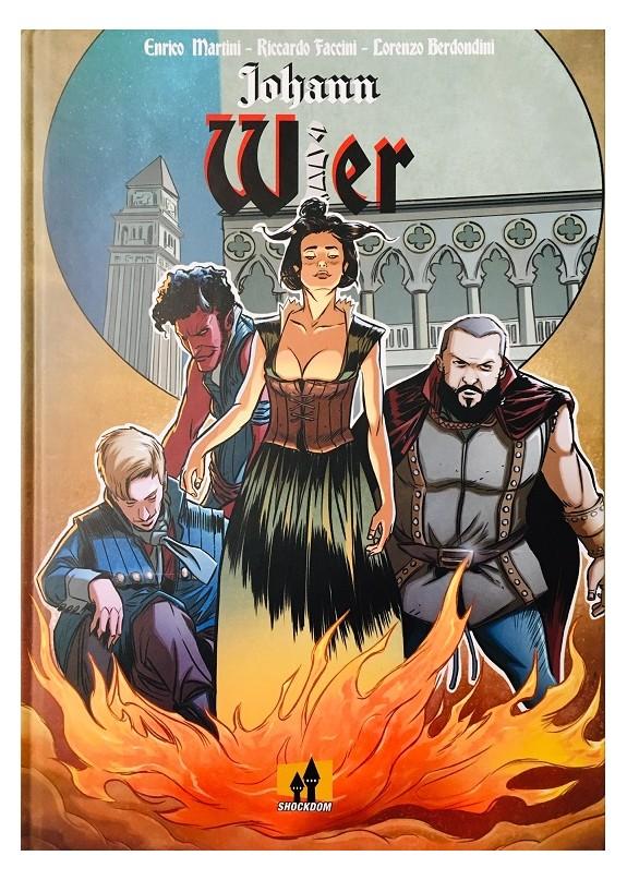 JOHANN WIER (VOLUME UNICO)