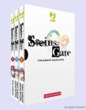 STEINS GATE BOX (VOL.1-3)