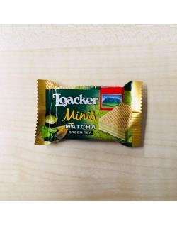 LOACKER MINIS GUSTO MATCHA GREEN TEA 10g