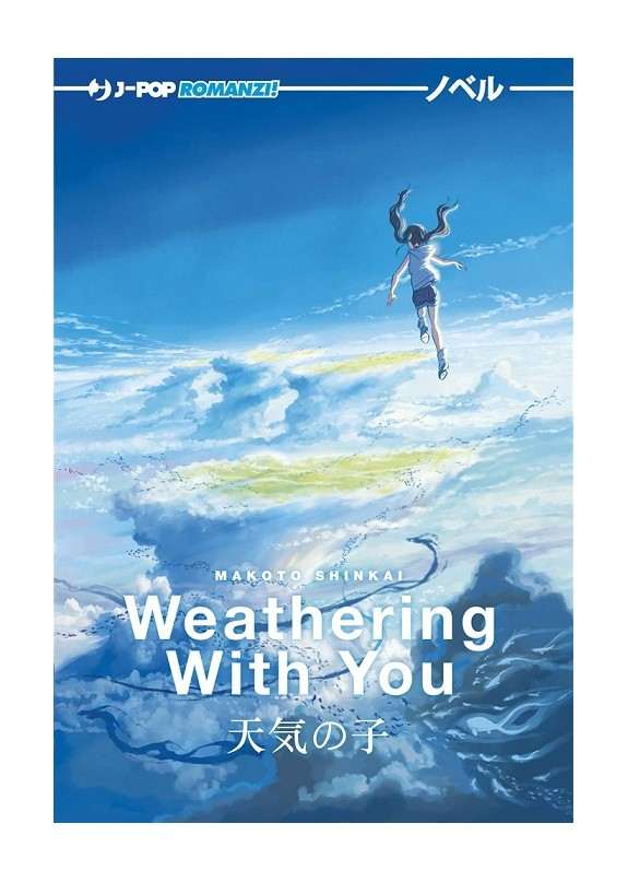 WEATHERING WITH YOU (ROMANZO)