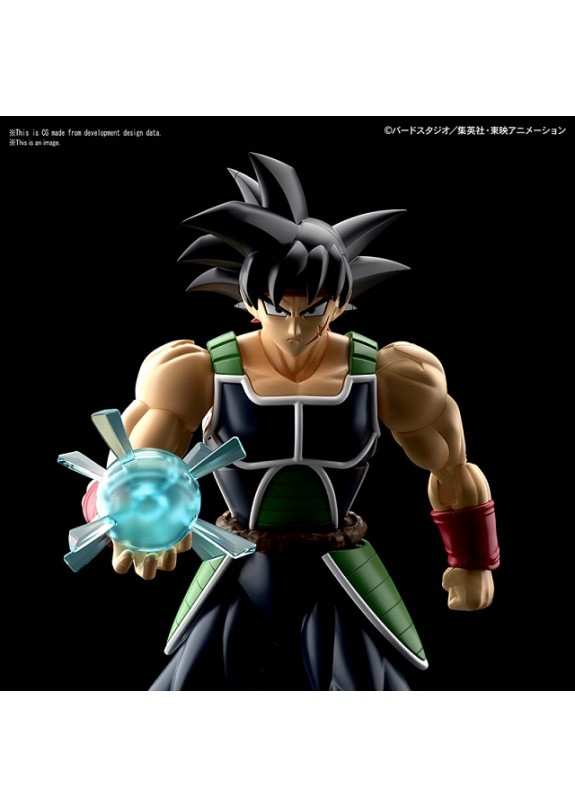 FIGURE RISE DRAGON BALL BARDOCK