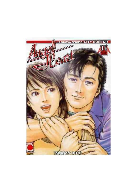 ANGEL HEART N.14