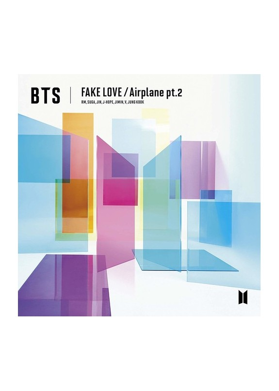 Bts - Fake Love / Airplane Pt.2