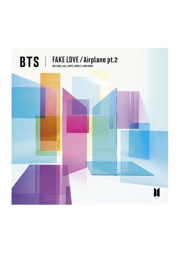 Bts - Fake Love / Airplane Pt.2