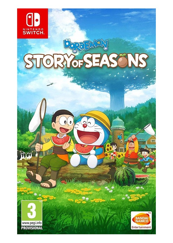 DORAEMON STORY OF SEASONS NINTENDO SWITCH