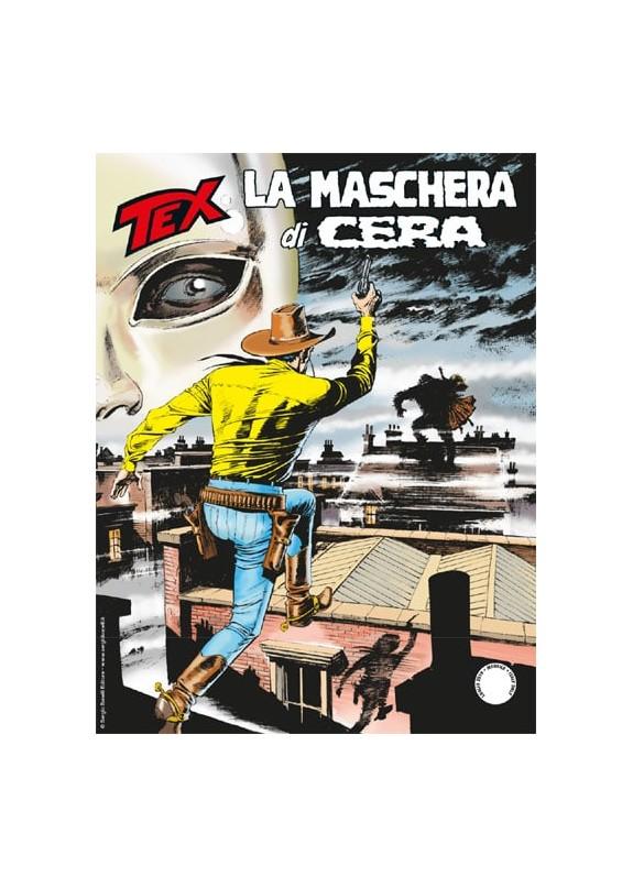 TEX N.705 LA MASCHERA DI CERA