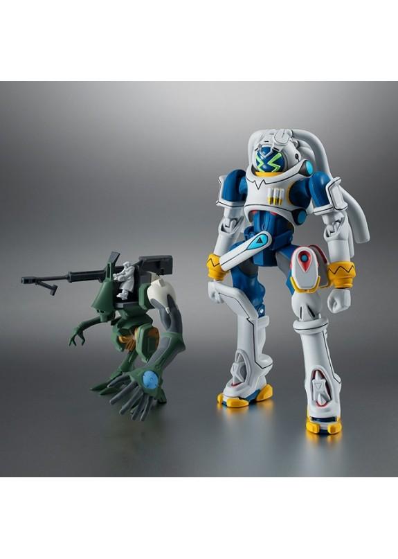 ROBOT SPIRITS GAINER&GACHICO OVERMAN KING GAINER