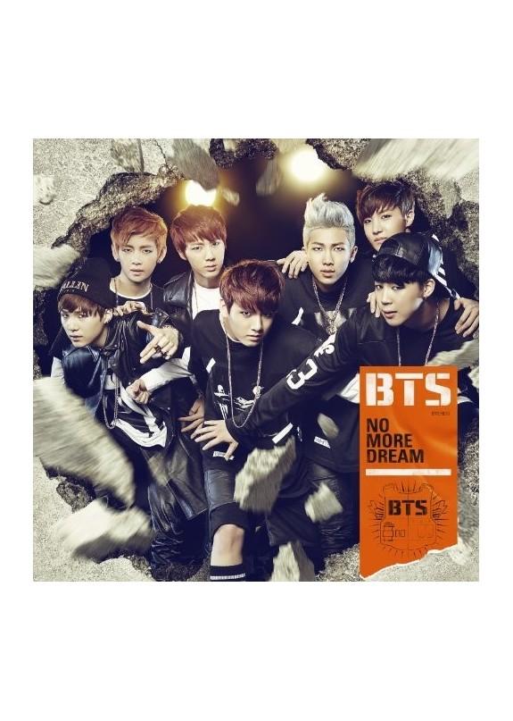 Bts - No More Dream (Japanese Version)