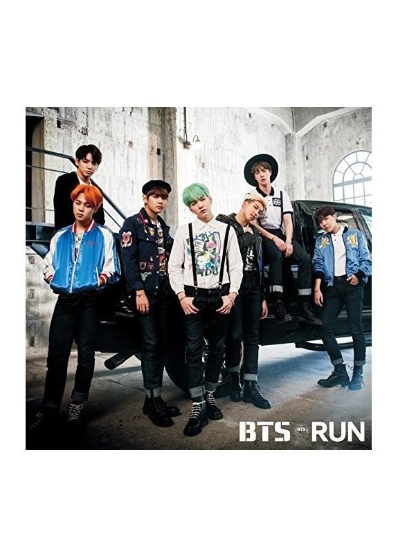 Bts - Run (Japanese Version)